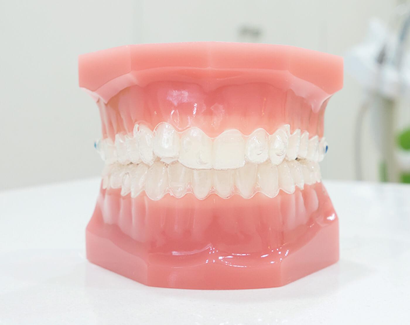 入歯のイメージ